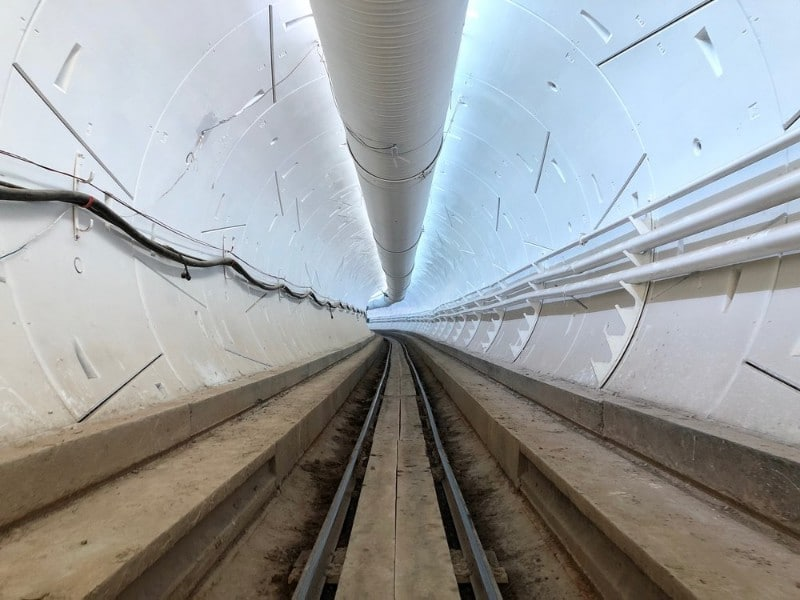 Elon Musk Announces An Opening Date For Underground Tunnel On Twitter