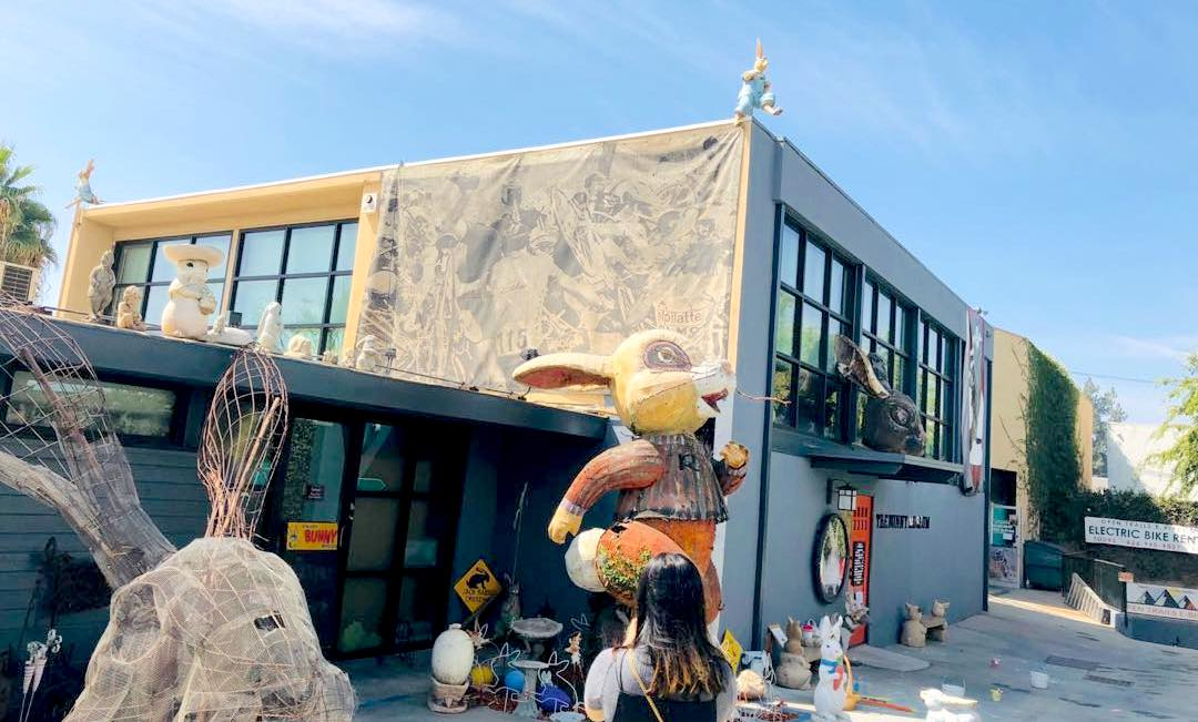 There's A Freakin' Bunny Museum In Los Angeles, You Guys