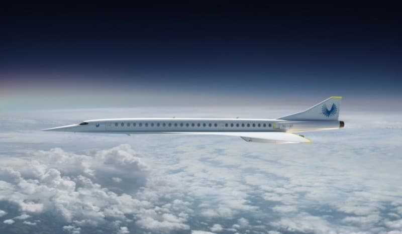 This New Aircraft Will Cut Long Distance Travel Times In Half