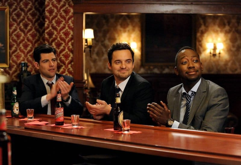 New Girl Bar