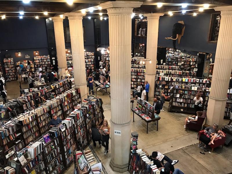 LA Last Bookstore