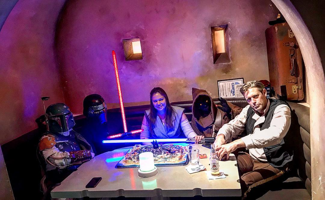 Inside L.A.'s Gloriously Geeky Star Wars Theme Bar • Scum & Villainy Cantina