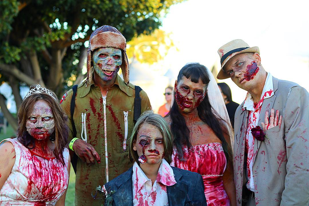 A Three-Day Zombie Festival Is Coming To Long Beach