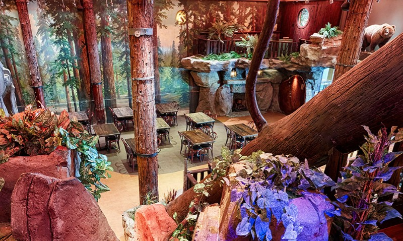 Is Clifton's Forest-Themed Cafeteria Closed For Good?