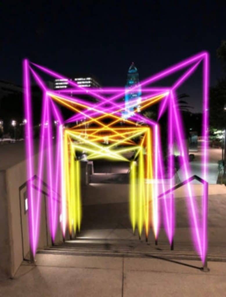Grand Park Is Gifting Angelenos With 19 Illuminated Installations This Christmas