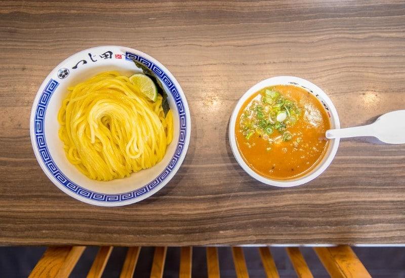 Tsujita's New Fairfax Location Is Serving Up Free Dipping-Style Ramen