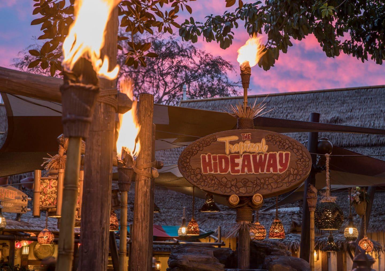 Disneyland Is Opening A New Tiki-Inspired Restaurant In Adventure Land