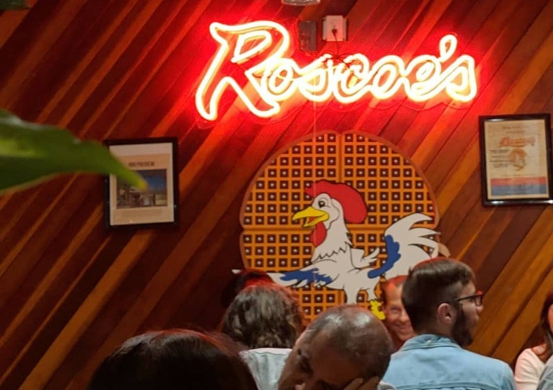 A New Roscoe's Chicken & Waffles Is Opening On La Brea Later This Month