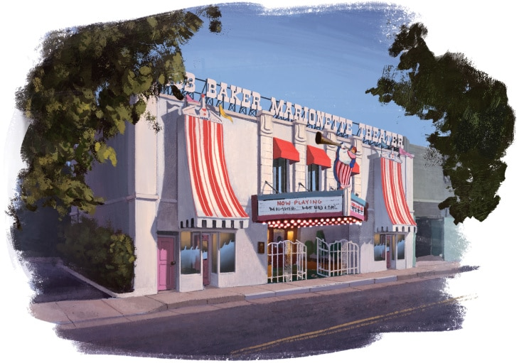 You Can Now Visit The Beloved Bob Baker Marionette Theater In Highland Park