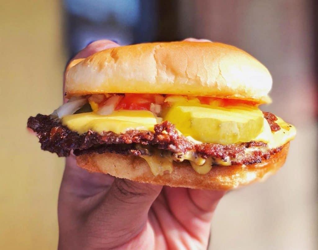 LA's Secret Sensation 'Burgers Never Say Die' Just Opened In Silver Lake