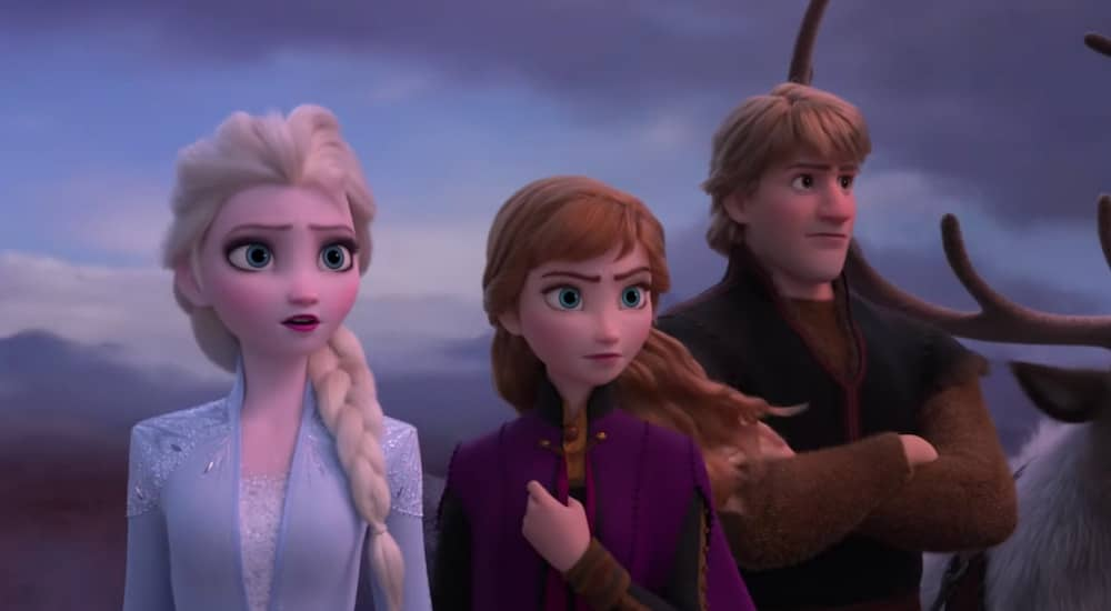 The Trailer For Frozen 2 Has Been Released And It's Super Dramatic