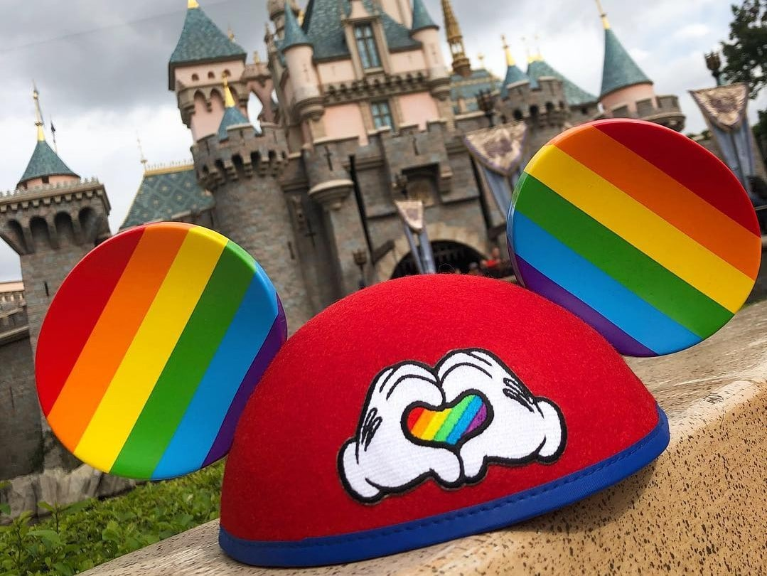 Disney Plans To Host Its First Official LGBTQ Pride Event This Summer