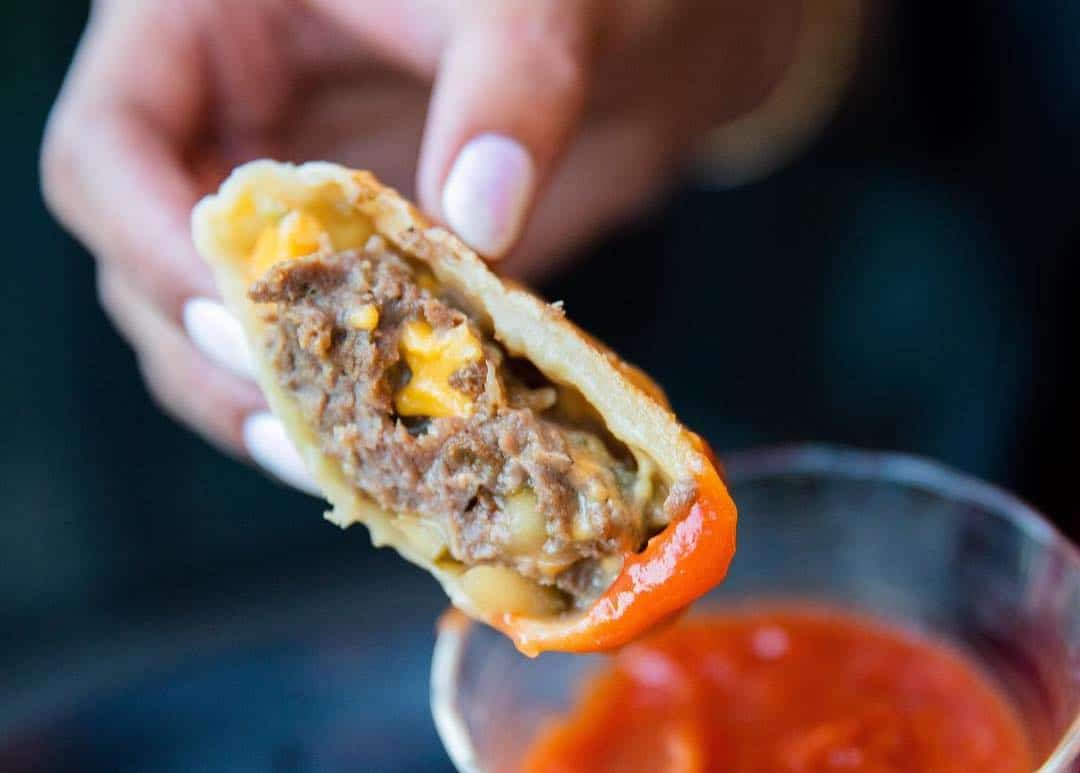 You Can Order Cheeseburger Dumplings At This New Upscale Chinese Restaurant