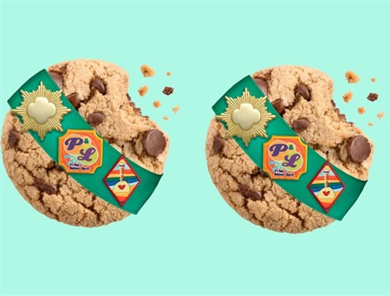 A Girl Scout Who Changed The Lyrics To A Cardi B Track Sold All Of Her Cookies Within Days