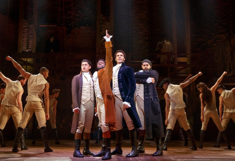 'Hamilton' Is Coming Back To LA Along With 'Frozen' & 'Mean Girls' For 'Broadway in Hollywood'