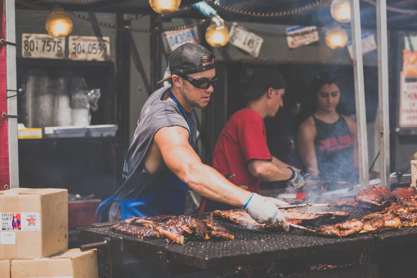 Taste The World Of BBQ Without The Costs Of International Travel