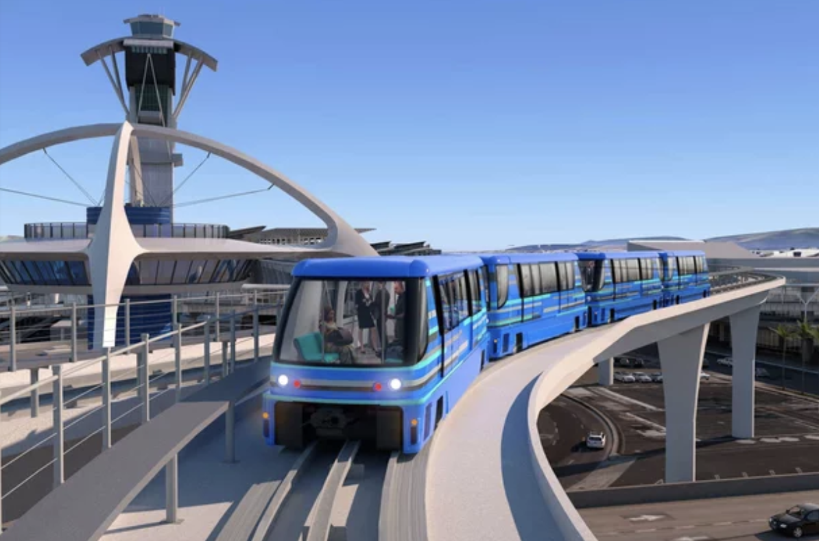You'll Soon Be Able To Take The Metro To The Airport Thanks To A $4.9-Billion Project