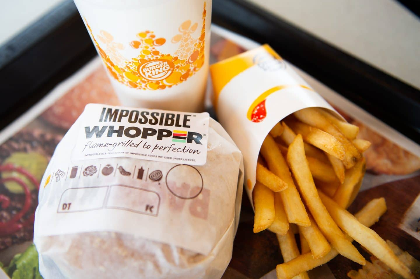 This Fast-Food Chain Is Releasing A Vegetarian Burger That Tastes Exactly Like A Whopper