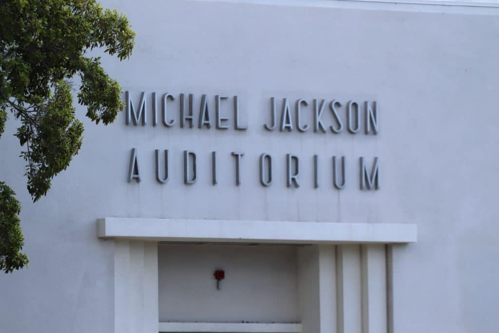 Parents Vote To Remove Michael Jackson's Name From A Hollywood Elementary Auditorium