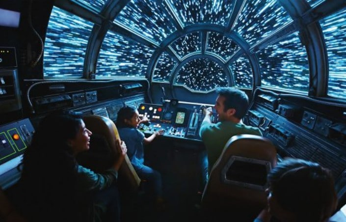 The Long Awaited Star Wars Land Opens Next Month But You'll Need A Reservation To Visit
