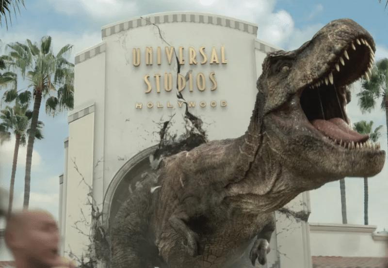 "Here's A Sneak Peak Of Universal's Revamped ""Jurassic Park"" Ride"