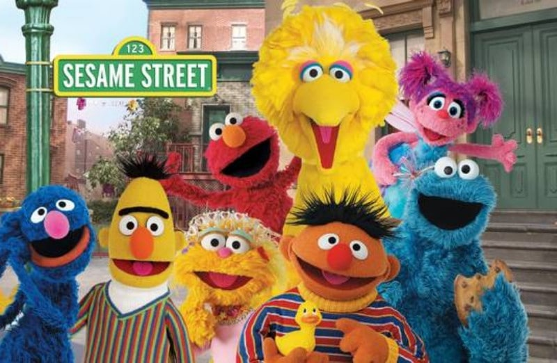 Get Ready For Los Angeles To Turn Into Sesame Street This Summer