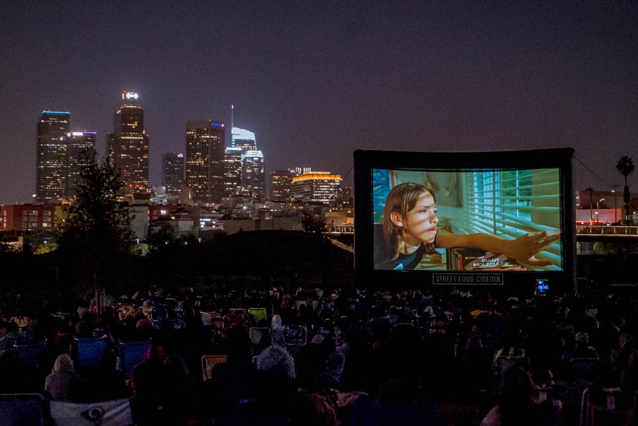 Street Food Cinema Is Back For Its Eighth Season & You Won't Believe This Years Line-Up