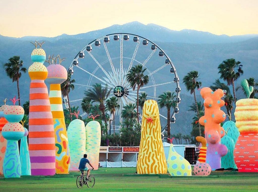 How To Reduce Your Carbon Footprint While Partying At Coachella This Weekend