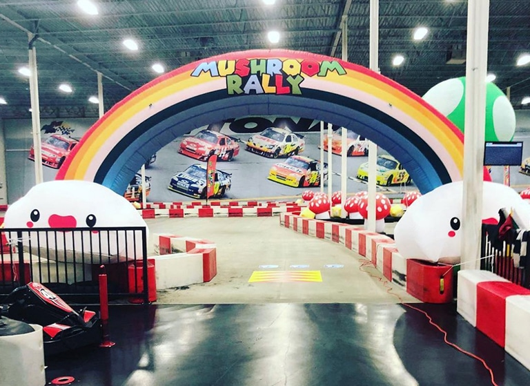 Race Against Your Favorite Characters At This Mario Kart-Inspired Race In Anaheim!