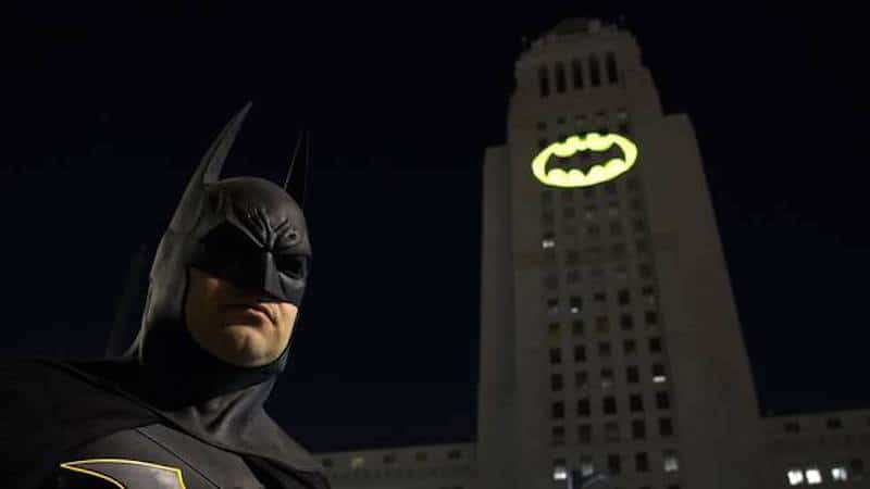 Look Out For A Bat-Signal In The Sky In Celebration Of The Superhero's 80th Birthday