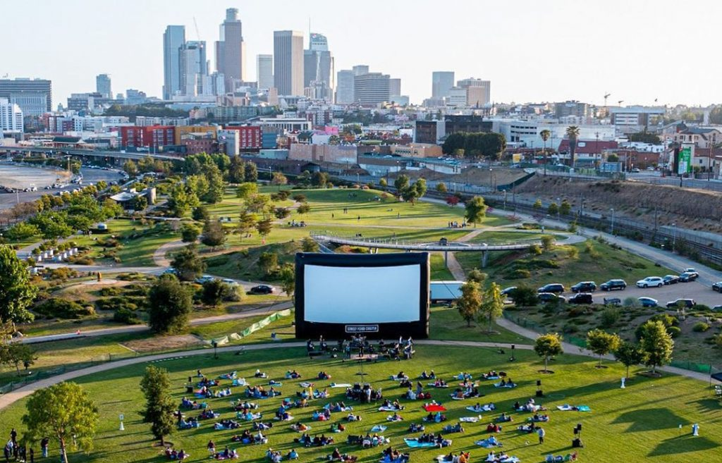 Celebrate 10 Years Of Street Food Cinema With Its First Screening At Griffith Park