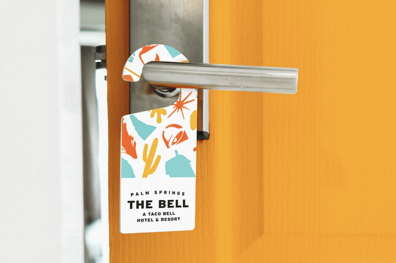 Brace Yourselves – A Taco Bell Resort Is Opening In Palm Springs This Summer