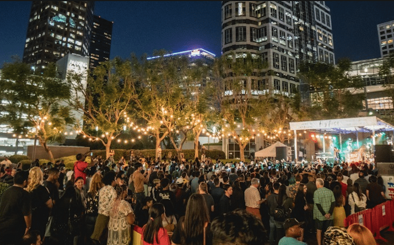 FigFest Is Hosting A Free Concert Under The City Skyline Every Friday This June