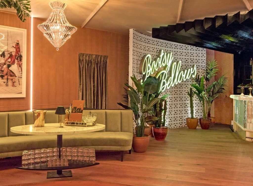 Bootsy Bellows Got A Makeover And It's Giving Hollywood Major Vintage California Vibes