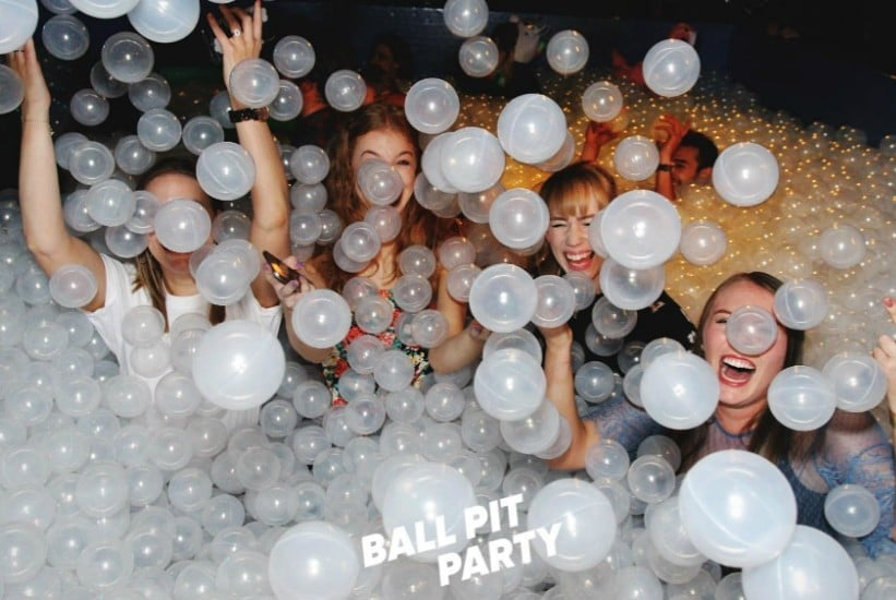 Take A Break From Adulting For A Day Because An Epic Ball Pit Party Is Coming To LA