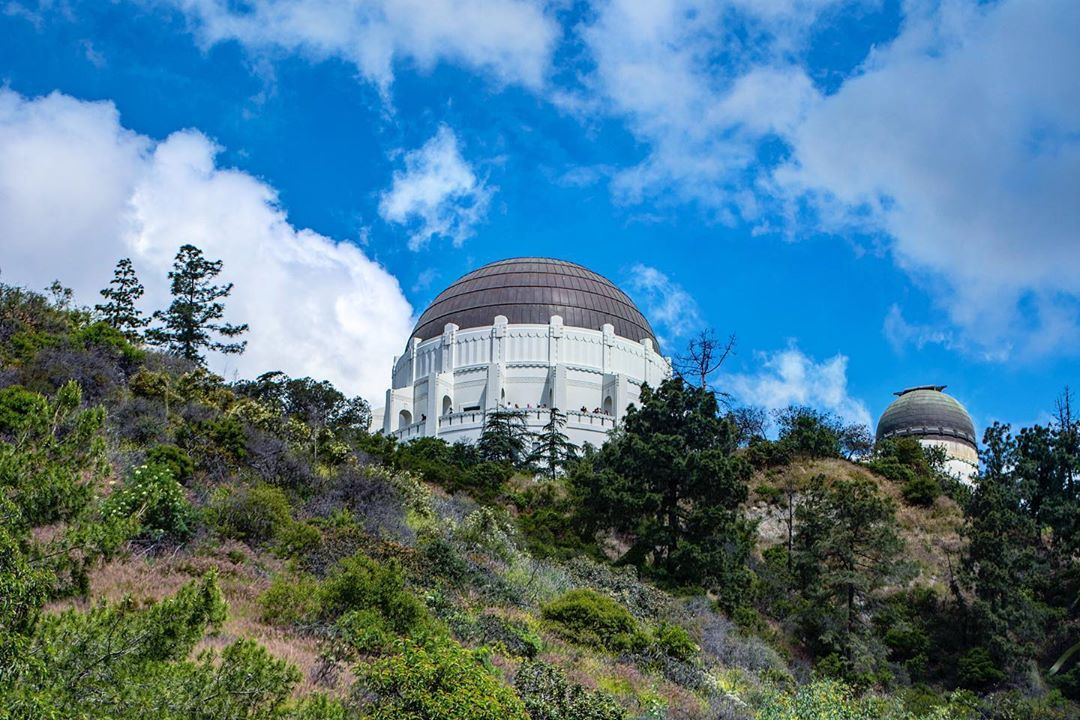 Griffith Observatory Reopens After Closing It's Doors For The Past Two Weeks