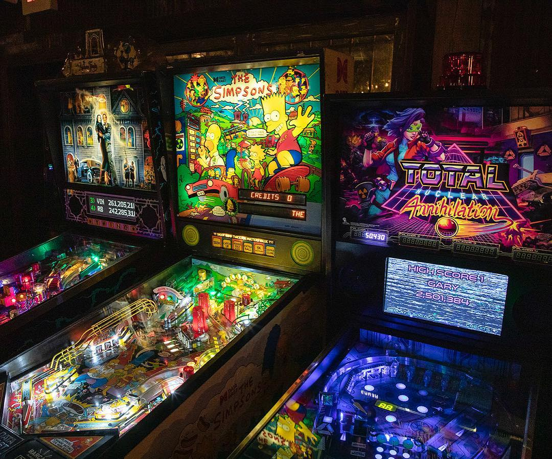 Highland Park Just Got A New Barcade And It's Bringing Back All The Retro Classics