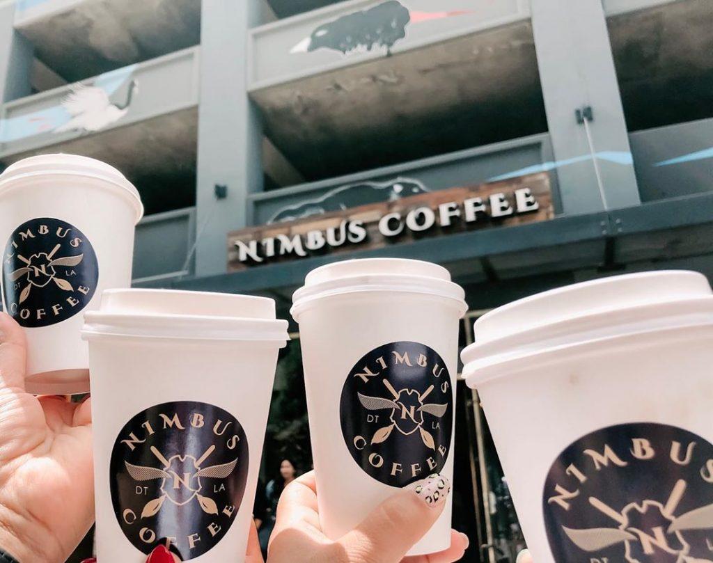 nimbus coffee