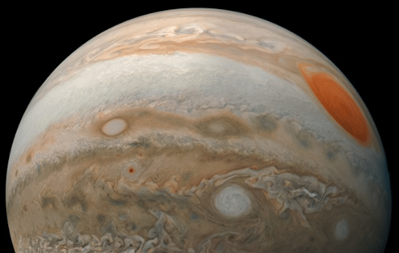 Jupiter Is So Close NASA Says You Can See All Eight Of Its Moons With Binoculars