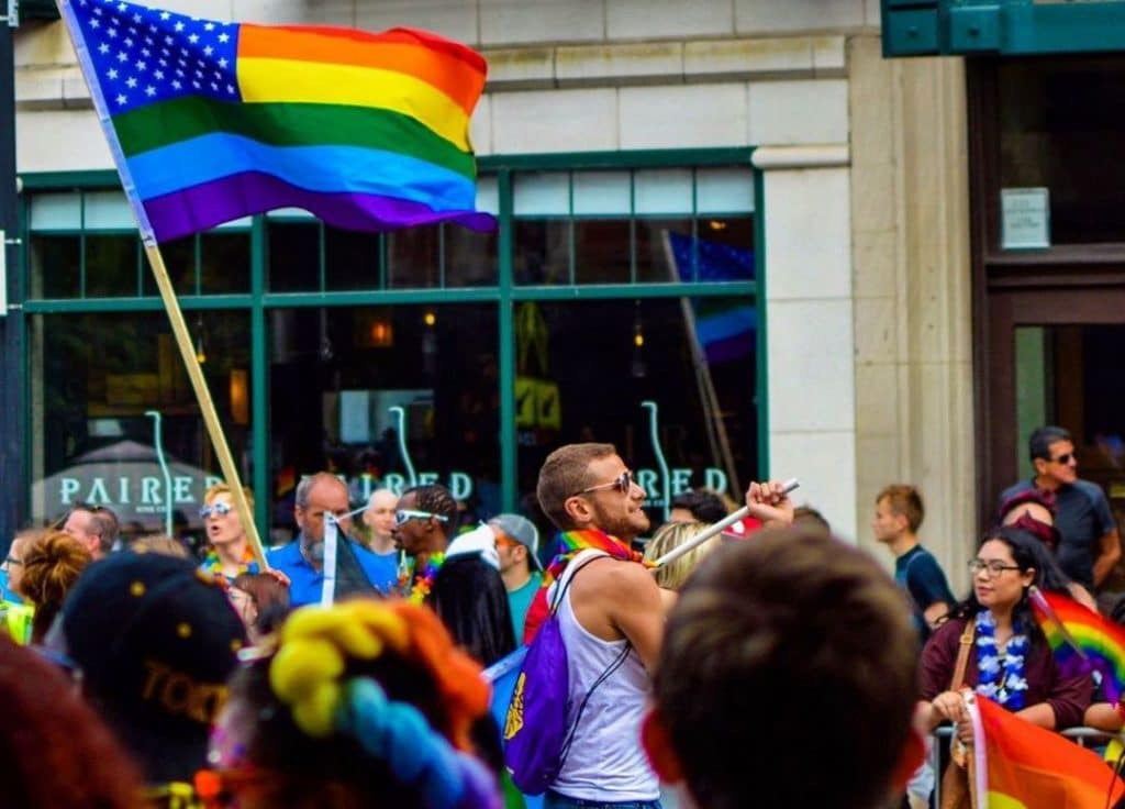 Find Out How You Can Celebrate Pride With A Week's Worth Of Events!