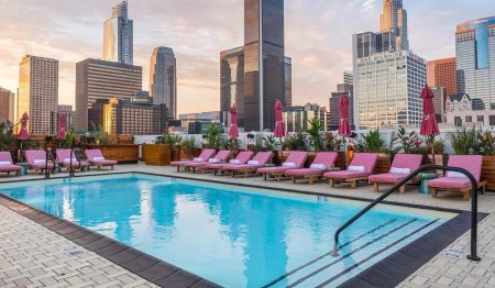 12 Places To Grab A Poolside Drink In LA This Summer