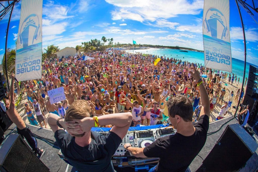 Kiss Summer Goodbye In Paradise At An Immersive Festival Deemed As 'Groove Island'