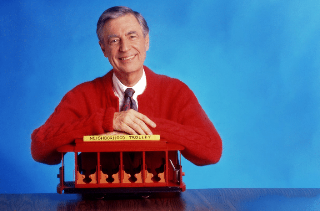 This Trailer Of Tom Hanks Playing Mister Rogers Is Exactly What You Need To Start The Week