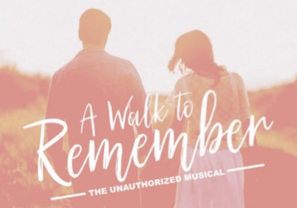 The Musical 'A Walk To Remember' Is Bringing Back All The Teenage Feels (In A Good Way)