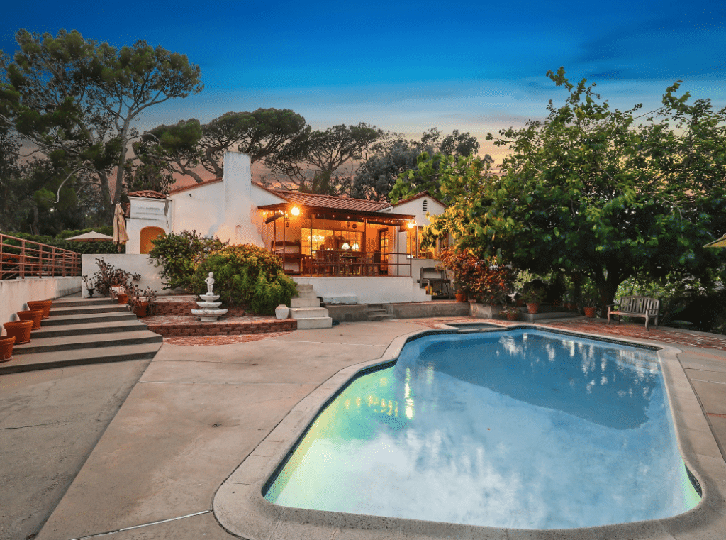 """One Of The Infamous Manson """"Murder Houses"""" Is Up For Sale In Los Feliz"""