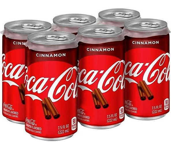 A Cinnamon Coca-Cola Will Hit The Shelves Just In Time To Spike All Your Holiday Drinks