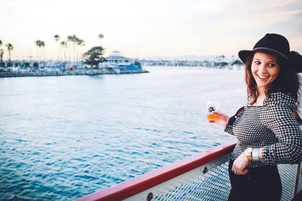 This Beer Sampling Cruise In Long Beach Will Be Serving Free In-N-Out Cheeseburgers