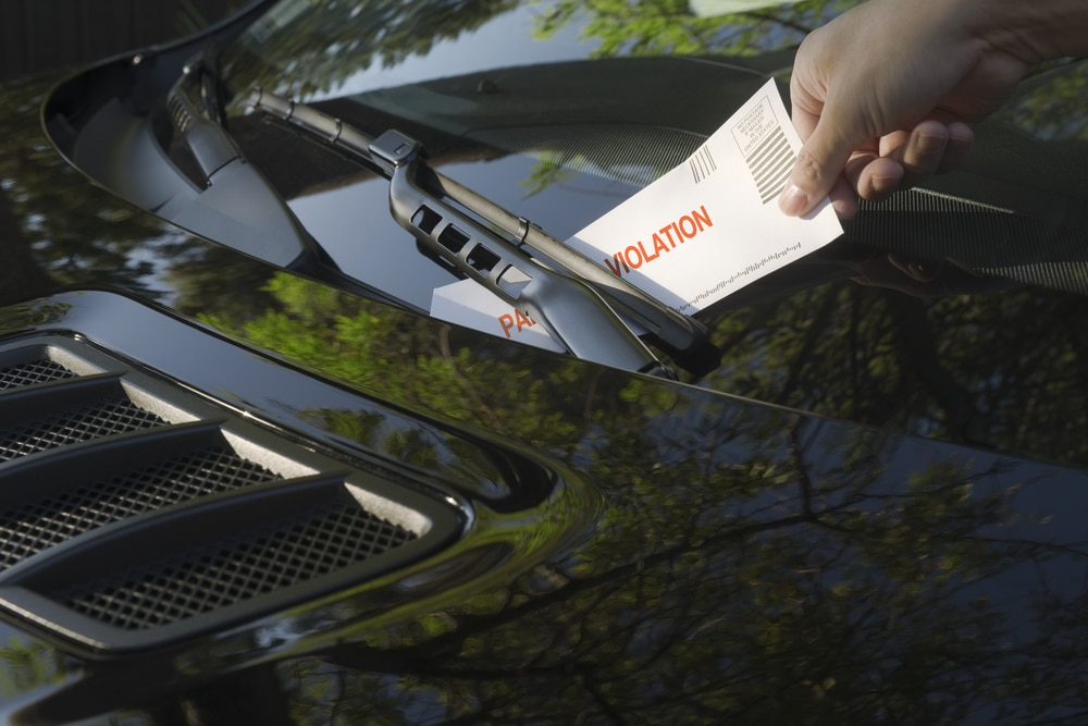A USC Study Revealed The Worst L.A. Neighborhoods Known For Issuing Parking Tickets
