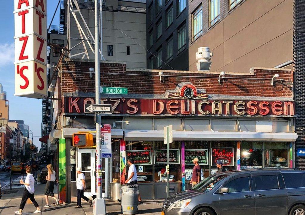 Popular NYC Deli Katz's Is Serving Its Famous Pastrami Sandwich In SaMo This Weekend