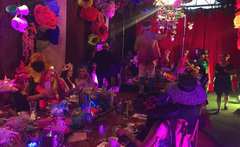 You Re Invited To The Mad Hatter S Gin And Tea Party Secret Los Angeles